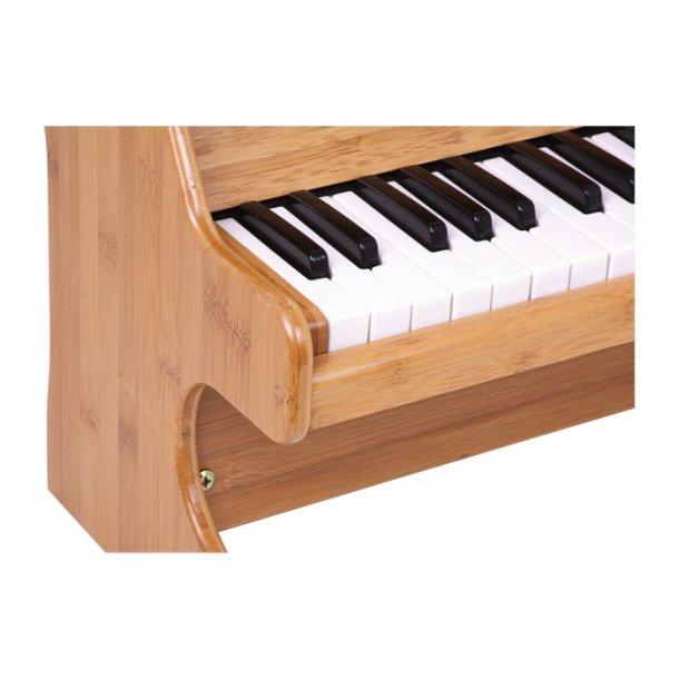 Elektrisk klaver af bambus