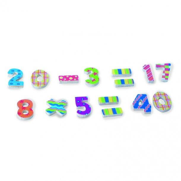 Vilac - Magneter med tal
