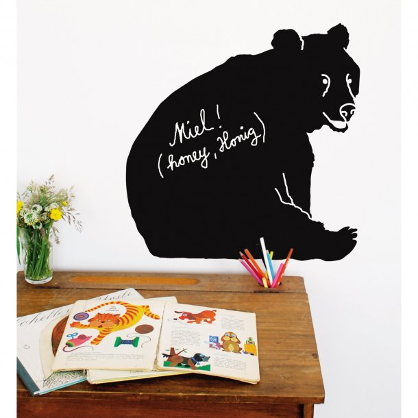 Wallsticker tavle