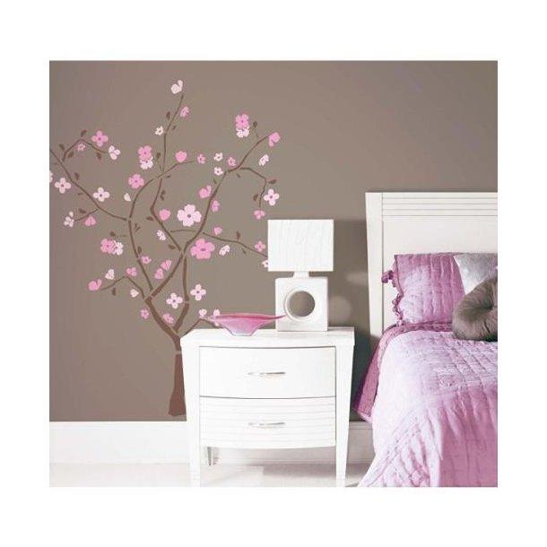 Wallstickers - Japansk kirsebærtræ