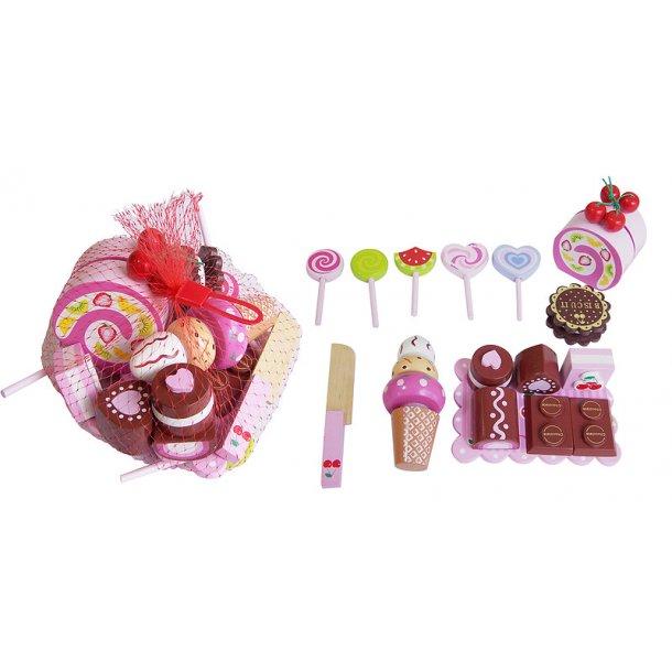 Legemad - Surprise godter
