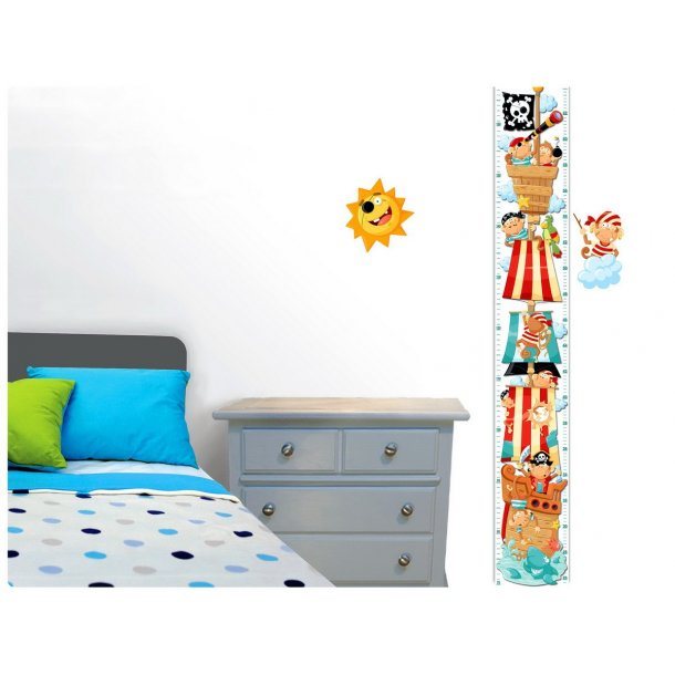 Wallsticker i 3D, piratskib