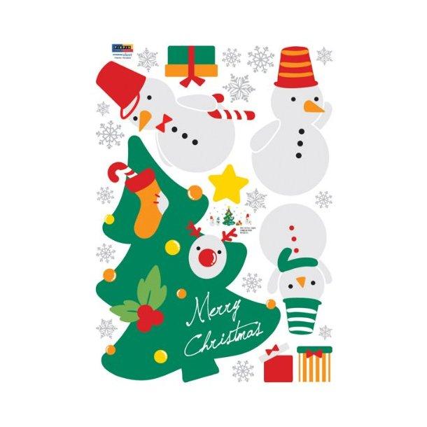 Snemænd og Juletræer