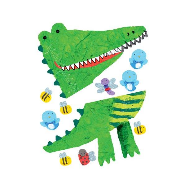 Krokodille målepind