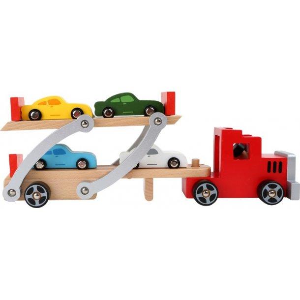 Auto transporter i træ