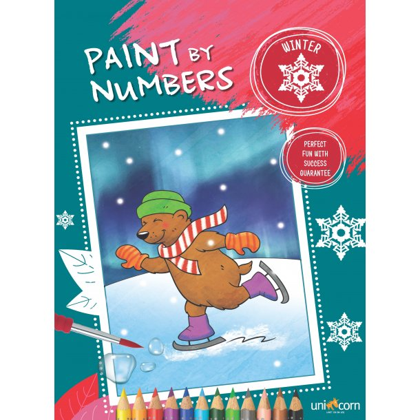 Paint by Numbers - Vinter