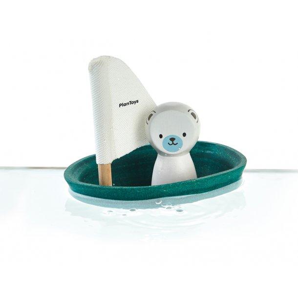 Isbjørnesejlbåd