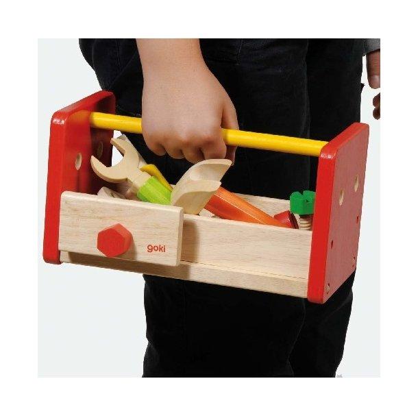 Værktøjsbænk / værktøjskasse