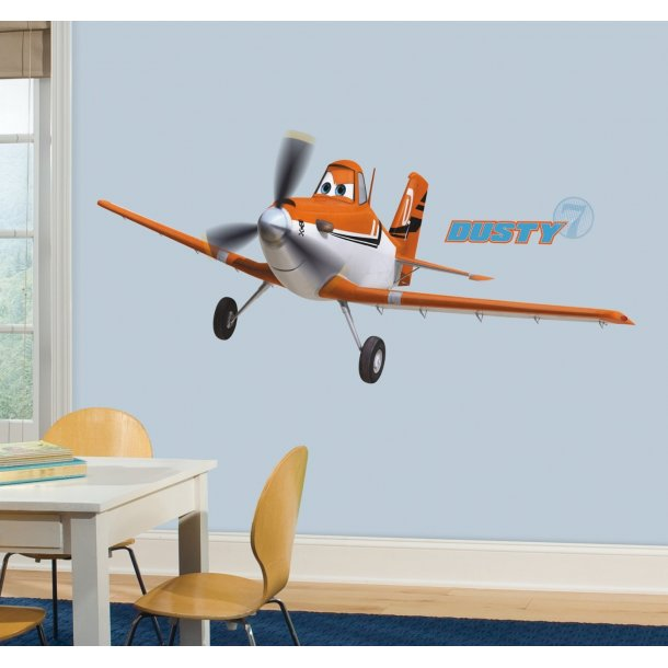 Wallstickers med Dusty Fra Planes