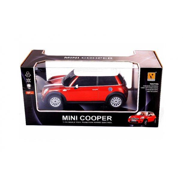 Radio Controlled Mini Cooper 1:14 Scale