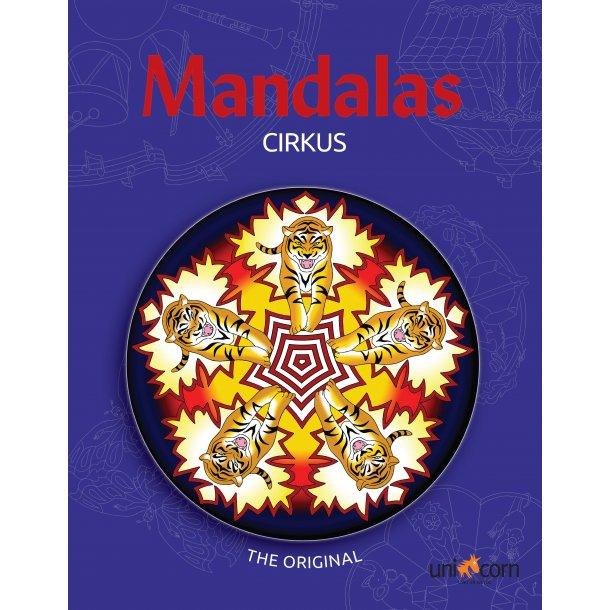 Mandalas i Cirkus