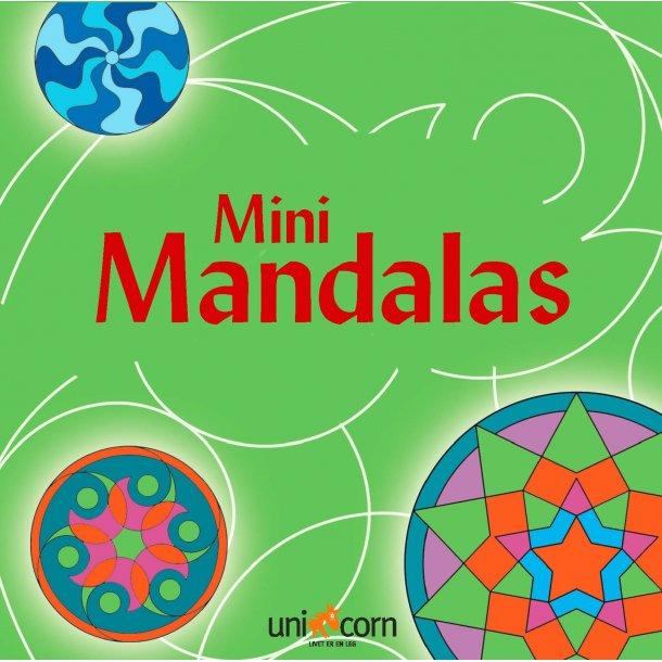 Mini Mandalas - Grøn