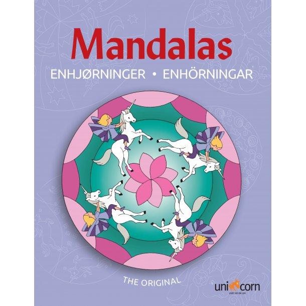 Mandalas med Enhjørninger