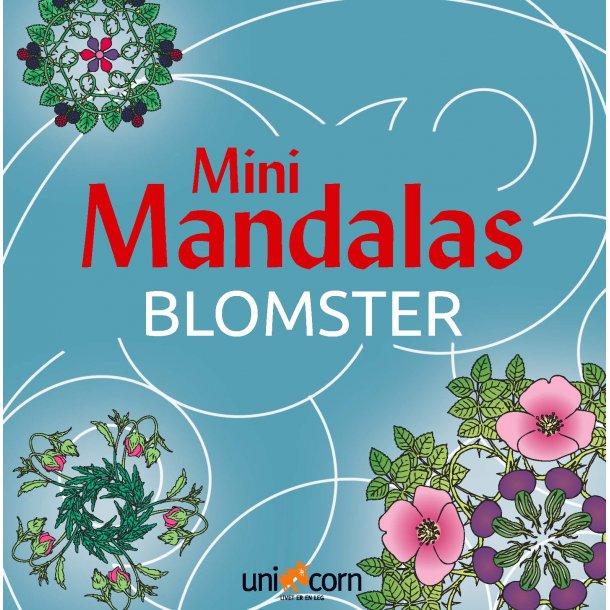 Mini Mandalas Blomster