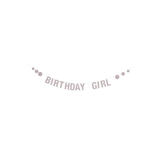 GUIRLANDE BIRTHDAY GIRL