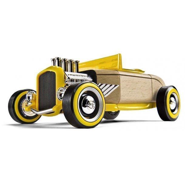 Automoblox HR-2 roadster, gul
