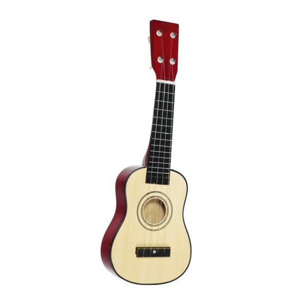 Ukulele, guitar med 4 strenge