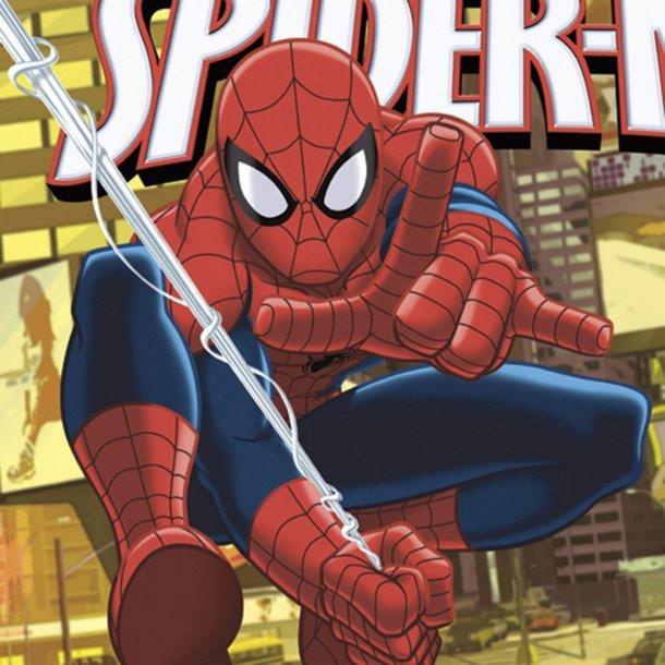 Wallsticker med The Ultimate Spiderman