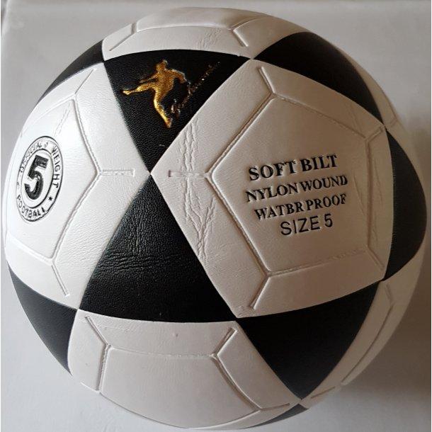 Fodbold med stjerne