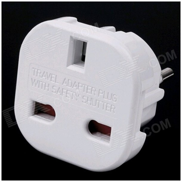 Adapter UK til EU
