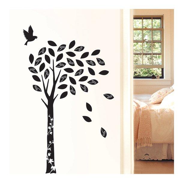 Velour - Sort træ