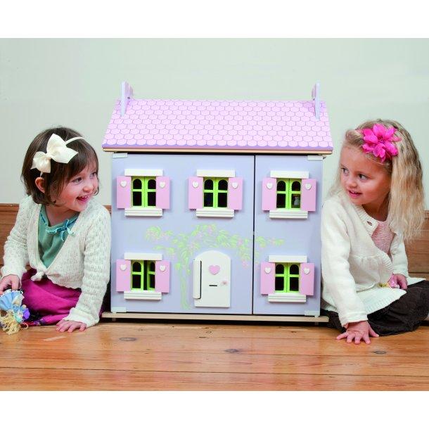 Le Toy Van - stort dukkehus