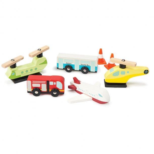 Lufthavnsæt fra Le Toy Van