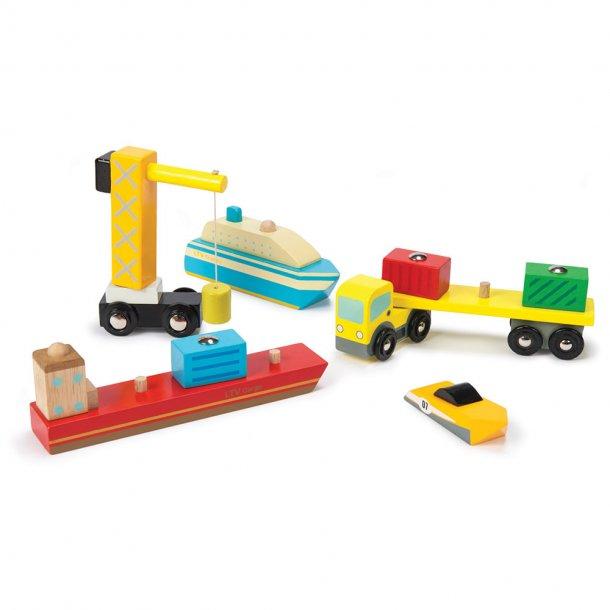 Havnesæt fra Le Toy Van