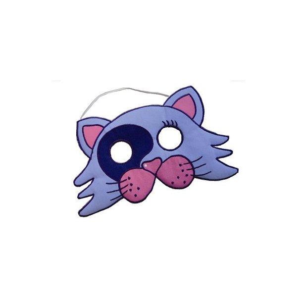 Maske - Kat, blødt stof