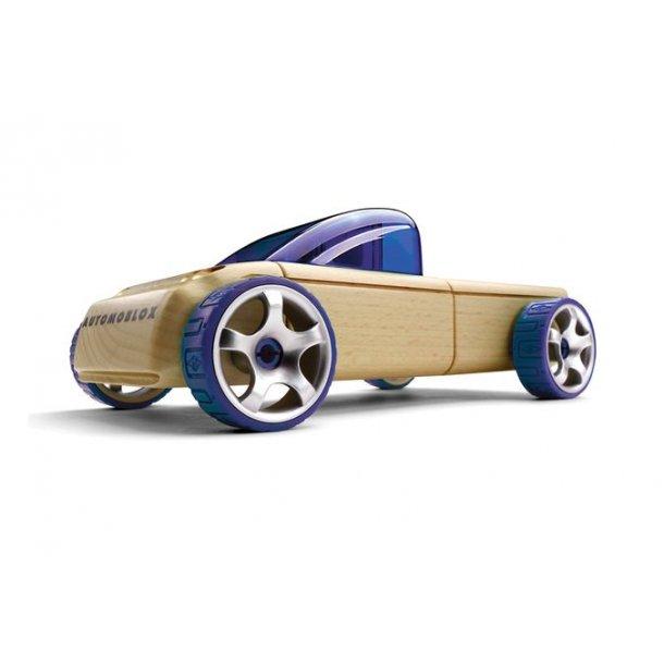 Automoblox blå mini pick up