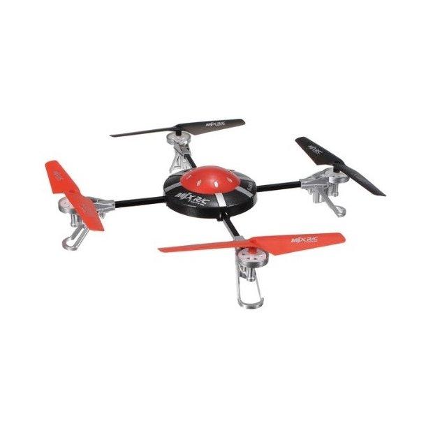 Fjernstyret Helikopter, QuadCopter