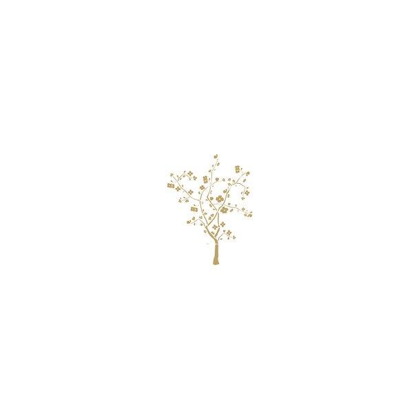 Wallsticker, kirsebærblomster-træ