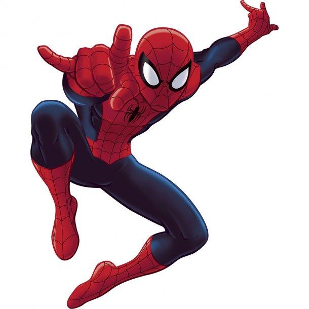 Stor Wallsticker med Spiderman