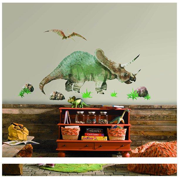 Wallstickers, Gigant Dinosauer