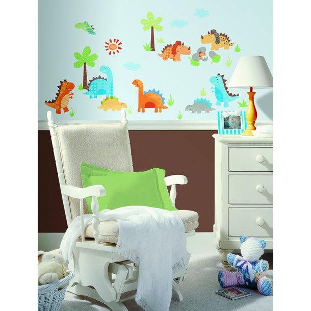 RoomMates wallstickers, Babysaurus