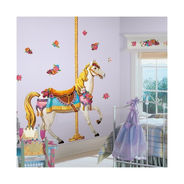 Wallsticker hest