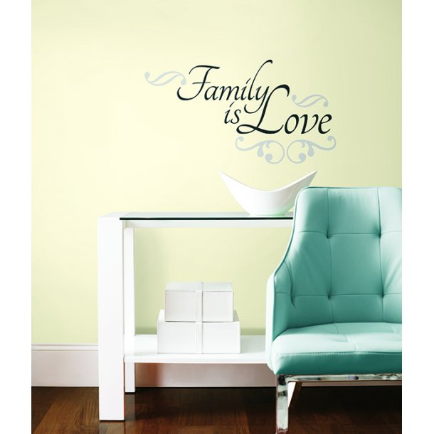 Wallstickers, Family is Love
