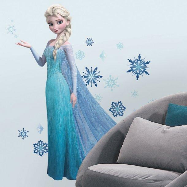 Disney Wallsticker, Elsa fra Frost