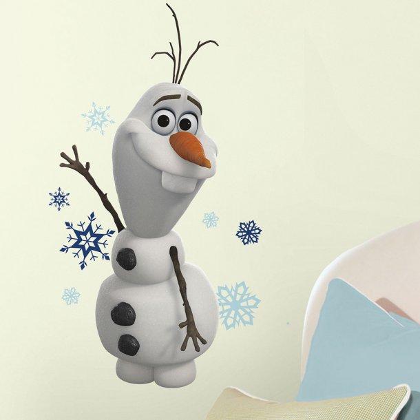Olaf fra Frost Wallsticker