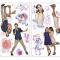 Disney wallsticker med Violetta