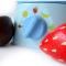 Honeybake blendersæt med frugt og smoothies