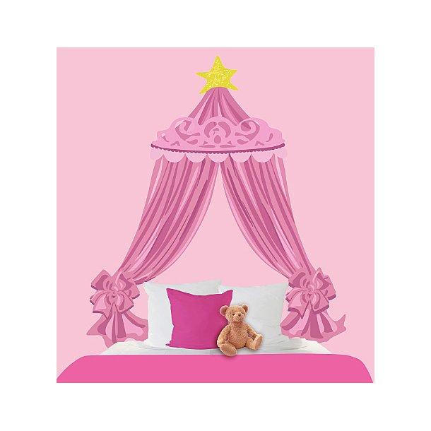 Prinsesse sengegavl