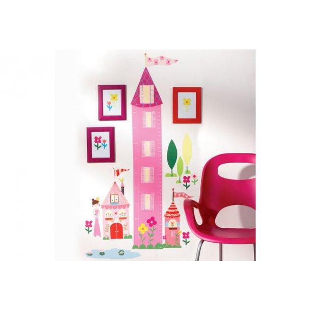 Wallstickers Prinsesse måletårn