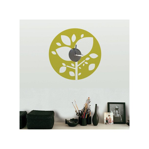 Wallsticker vægur, Amazon Forest
